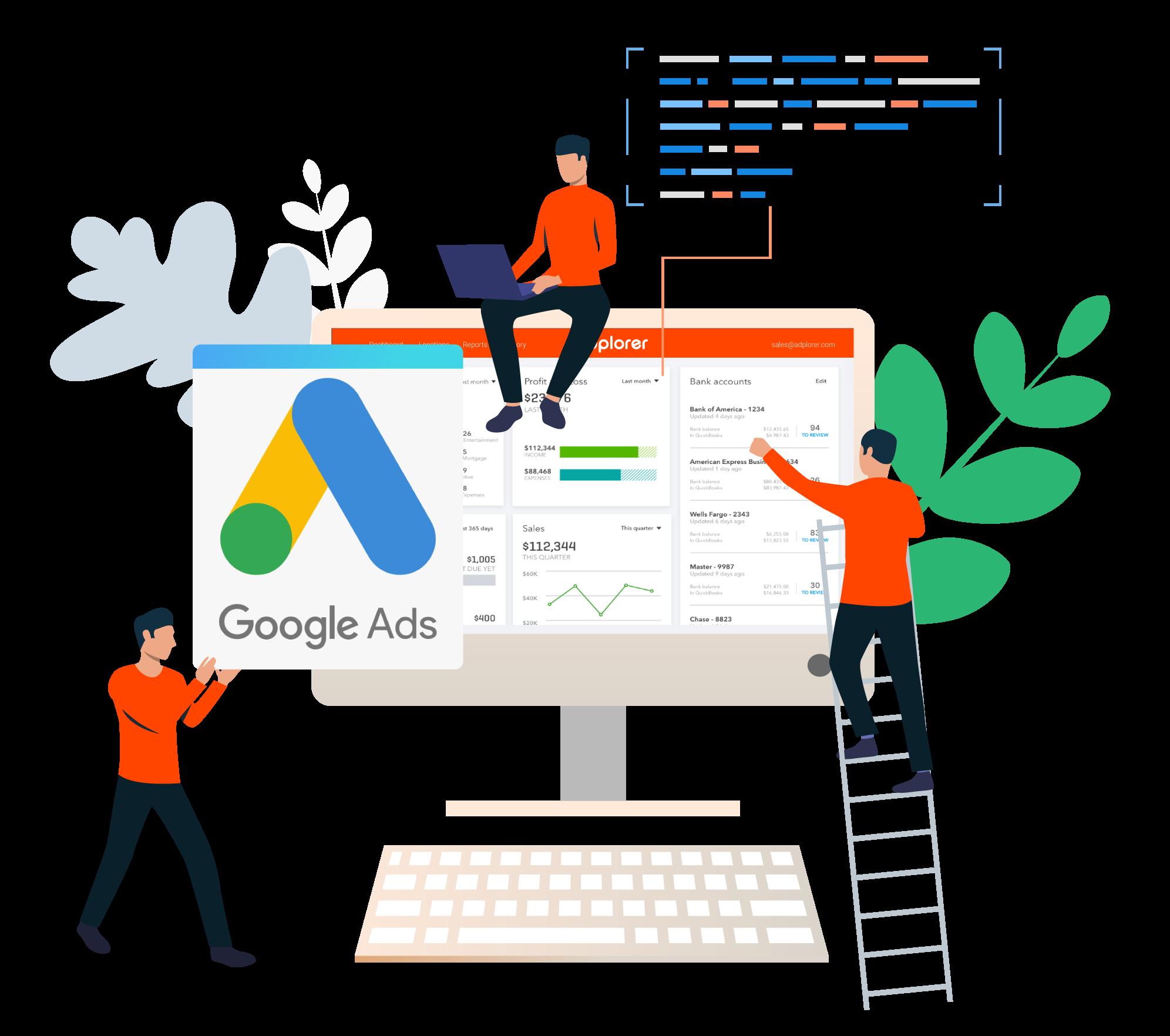google ads posicionamiento web